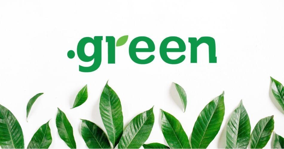 dot-green-domain