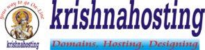 Krishna Hosting Logo