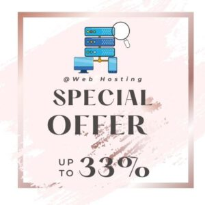 Web-hosting-offer